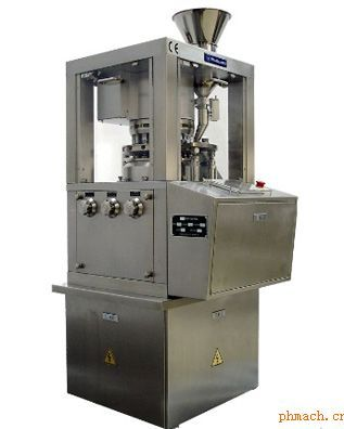 zps系列实验室旋转式压片机